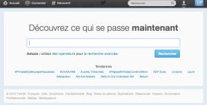 moteur Twitter